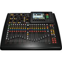 Behringer-X32 Compact 40-Input, 25-Bus Digital Mixer with 16 Microphone Preamps