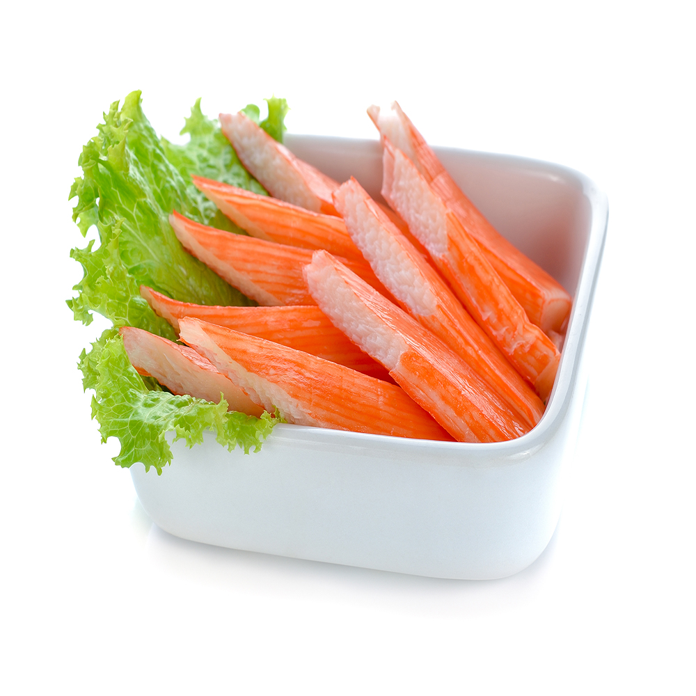 Premium Frozen Surimi Sticks Seafood Crab Stick