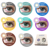 Korean FreshTone 14.2mm  Mellow soft cosmetic contact lens at low wholesale factory prices
