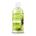 Keratin Olive Oil Nourishing Hair and Scalp Shampoo Wholesale Manufacturers from Turkey Private Label Hair Shampoo