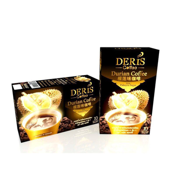 Premium Natural Product 3in1 Coffee Durian Imported from Thailand