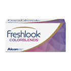 FreshLook ColorBlends 2pcs Alcon Monthly disposable color cosmetic Soft contact lenses