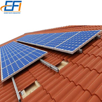 Solar Panel Z Bracket Mount Aluminium Pitch Roof Solar Panel Installation Adjustable Pitched Roof Solar Panel Mounting System