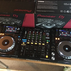 Authentic Latest Pioneer DJ Set 2x CDJ 2000 nexus2 nxs2 Nexus 2 1x DJM 2000 Nexus