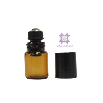 Hot sale travel use 2ml glass gorgeous glass bottles for oil