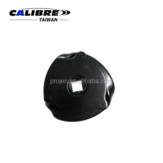 "CALIBRE 3/8"" Dr. 3 Legs Adjustable Oil Filter Wrench 3-Jaw Type Oil Filter Wrench"