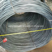 Rebar, wire rod steel construction materials