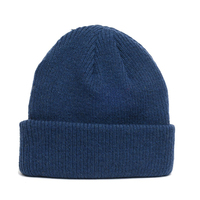 New Knit Beanie Fashionable Winter Hot Selling Soft Hats for male