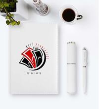 Персонализированный Профессиональный планировщик 2020 кожаный Органайзер и ручка Подарочный набор-1()
