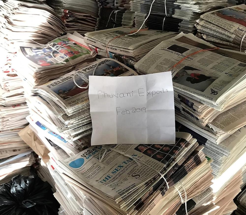 Newspaper Scraps/OINP/Over Issued News Paper!