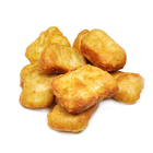Original Taste Salt Frozen Instant Chicken Nuggets Fried Chicken Meat Breast Meat