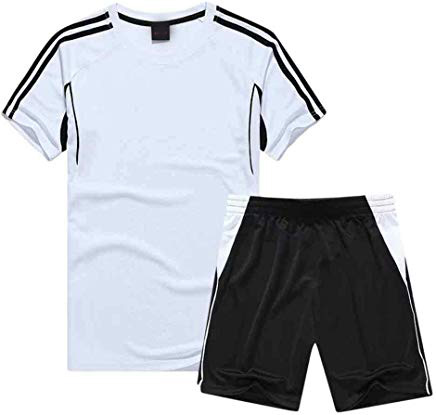 New Men's Customized Soccer Sets with Sublimation/Wholesale Men's Quick Dry 100% Polyester Soccer Sets