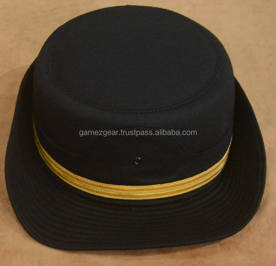 Military Army Air force Navy Police officer hats and caps. Ceremonial Parade Hats. Marching Band Hats