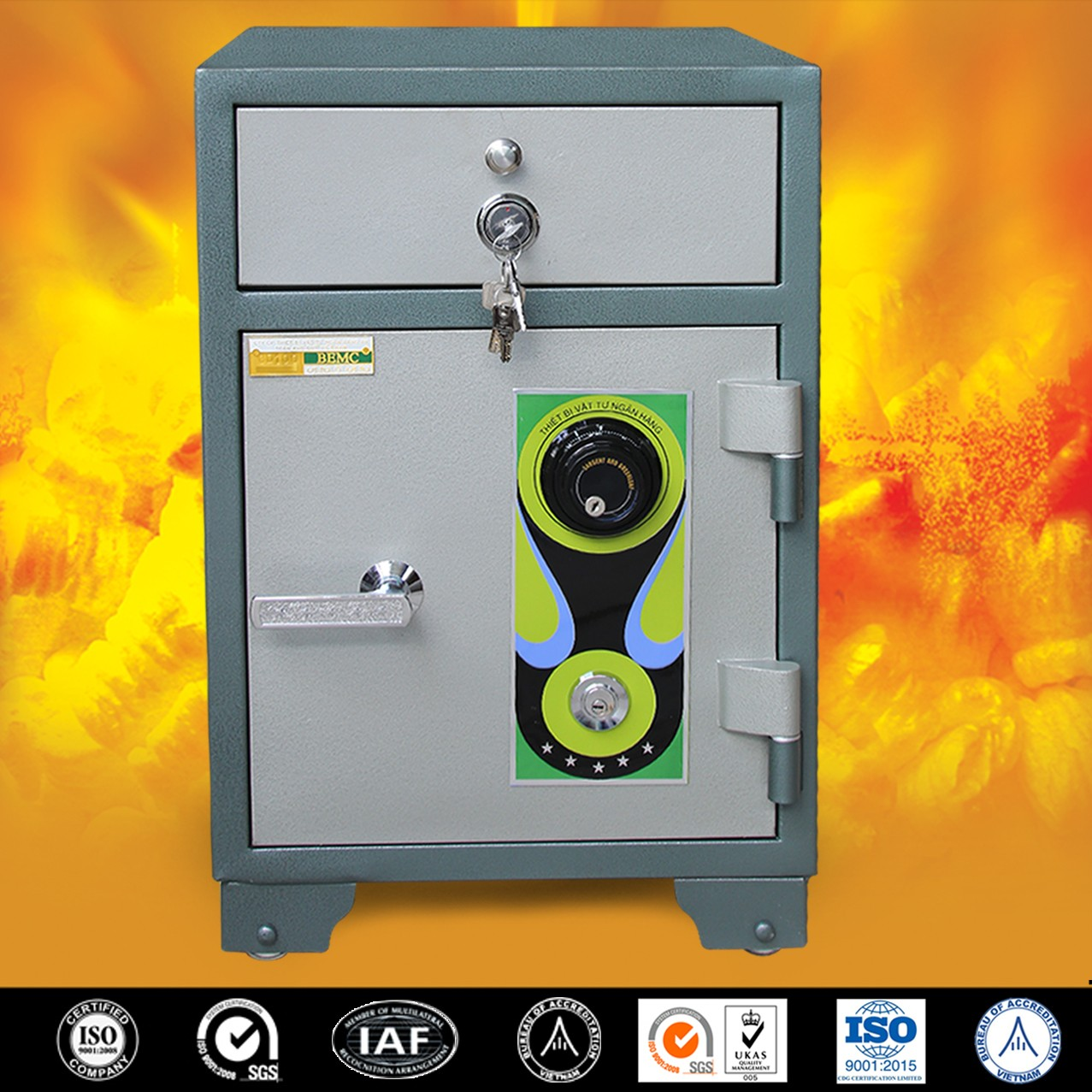 Safes For Banks