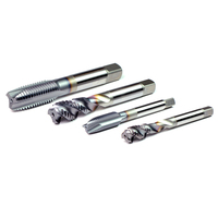 Best Selling High Quality Features A Variable Lead Flute Design Hss Tap Tools Die Manufacturer
