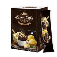 Durian Slimming Coffee from Thailand Posh Medica Private Label No Sugar Natural Safe OEM Products Lose Weight Drink No Calorie