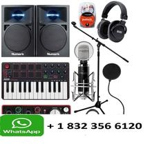 BEST BUY! Focusrite Scarlett 2i2 (2nd Gen) USB Audio Interface