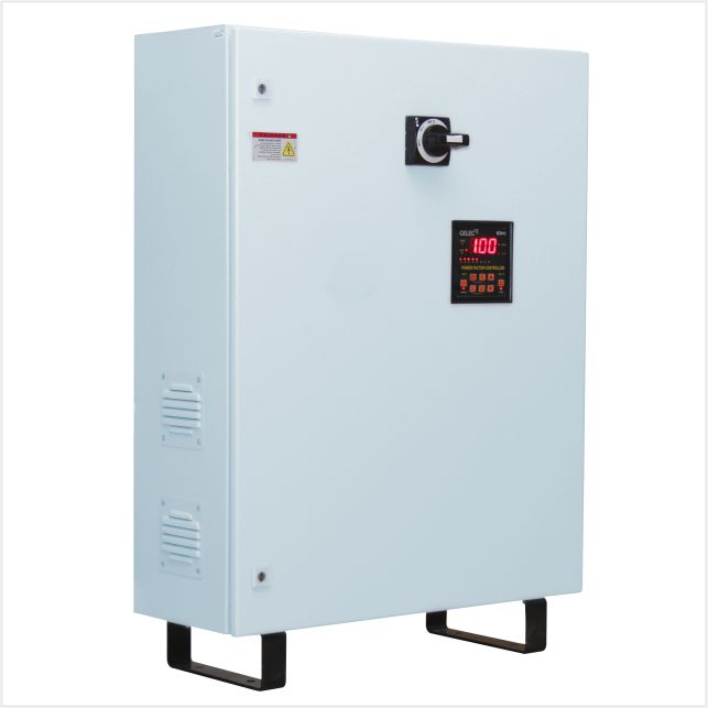50 Kvar Smart Electricity Saver with Display CE & UL approved for 600-800 Amps Panel