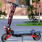 Electric Fast 2 Wide Wheels Self Balancing Folding Mobility Long Range Motor Kick Scooter Electric