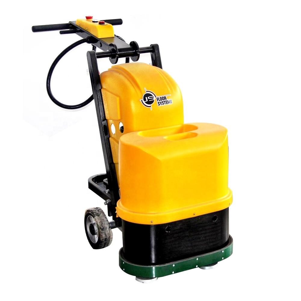 JS550 Piccola Mano Smerigliatrice Calcestruzzo Mini Cemento Lucidatrice Pavimento Grinder 550