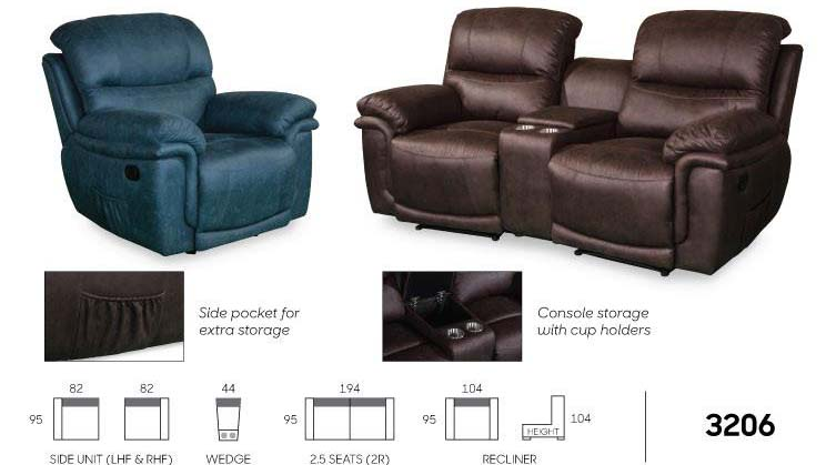 Fauteuil Sofa BAS3206 Woonkamer Moderne Meubelen Lederen Stof Modulaire Ontwerp 3 + 2 + 1 Couch Lounges maleisië