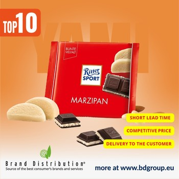 Ritter Sport Dark Chocolate And Marzipan 100g Buy Ritter Sport Chocolate Ritter Sport Marzipan Chocolate Product On Alibaba Com