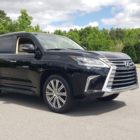 USED / SECOND HANDED 2017 L e x u s LX 570 4WD