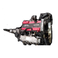 USED JAPAN ENGINE CA18DET - ENGINE WITH MANUAL GEARBOX