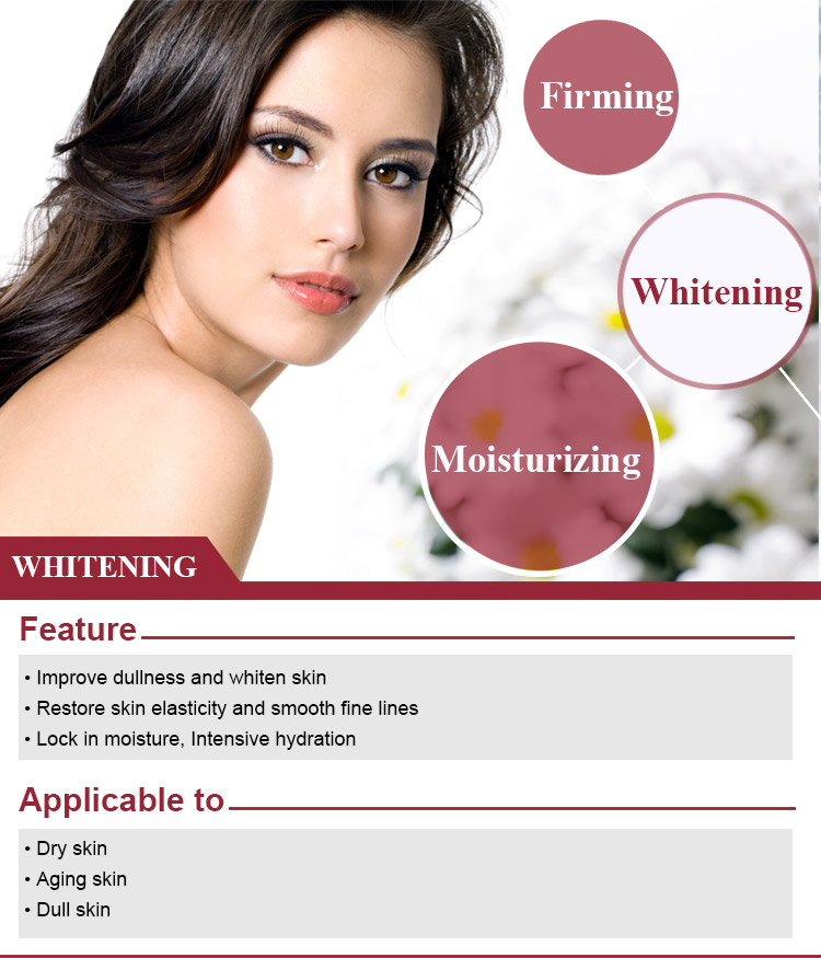OEM ODM Black Pearl Whitening Facial cleanser Wash