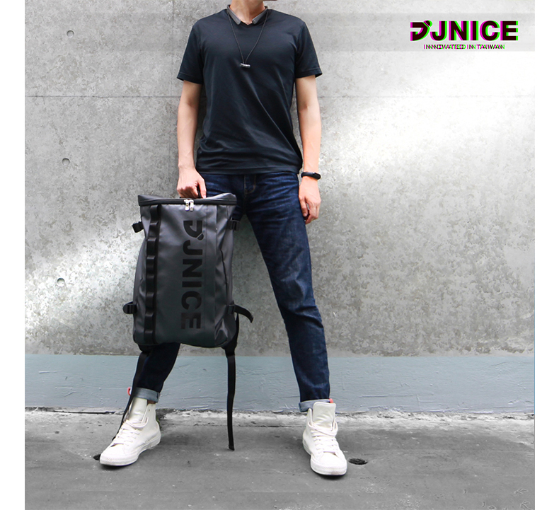 Taiwan leisure sports badminton backpack from JNICE SPORTS
