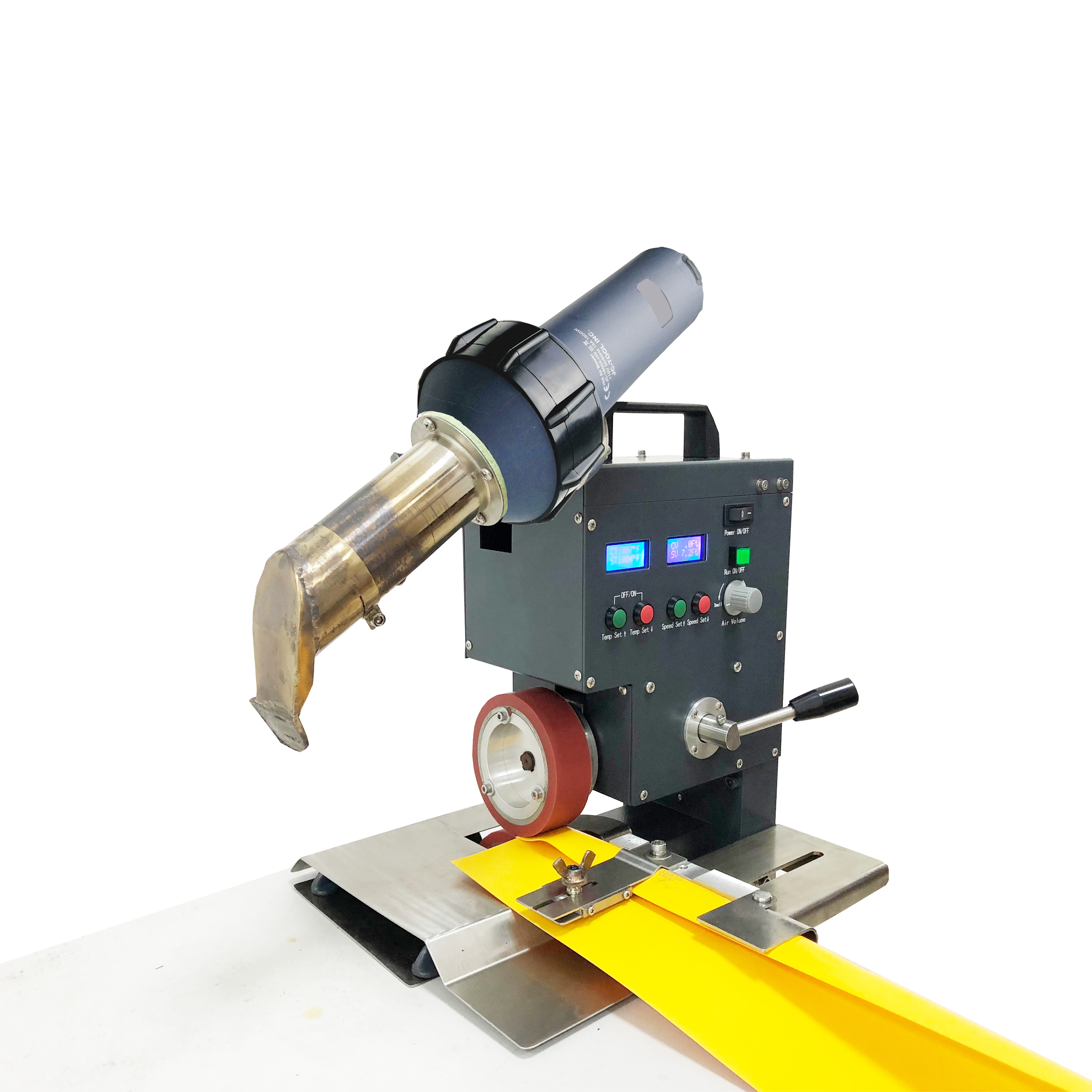 JC-3600-TM Industrial Machine Table Mounted Plastic Hot Air Welder