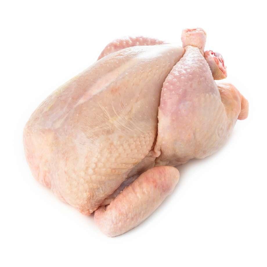 Whole frozen HEN chicken