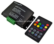 18Keys Led Music Controller RGB Led Strip RF Audio Controller RF Led Light Music Led Controller