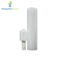 Free Sample Save Economic To 150% Hoang Chau Plastic Metallized Polyester Lldpe Stretch Film