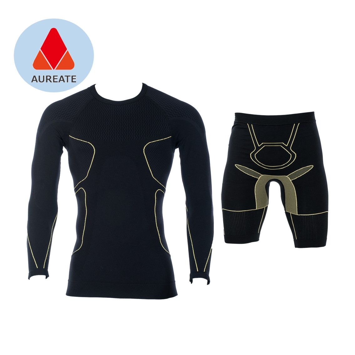 ODM long sleeve t shirt thermal underwear for men