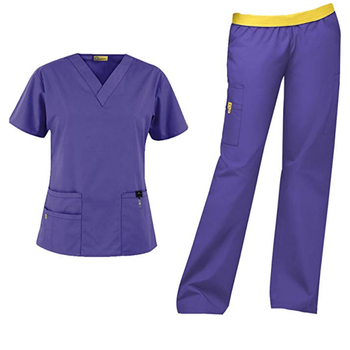 Nurse Uniform Medical Uniform Hospital Uniform Scrub Set