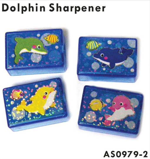 Dolphin Pencil Sharpener