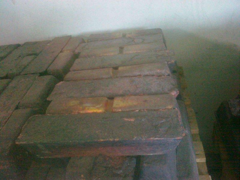 High Purity Copper Ingots 99.99