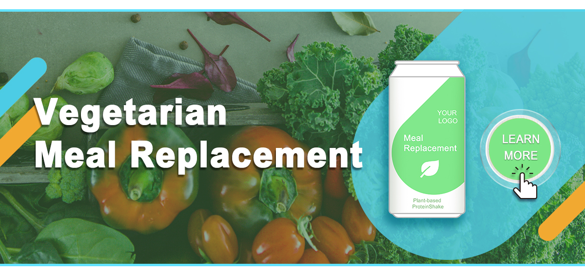 Complete Nutrition Meal Replacement Shake Health Food Dietary Supplement ODM Private Label