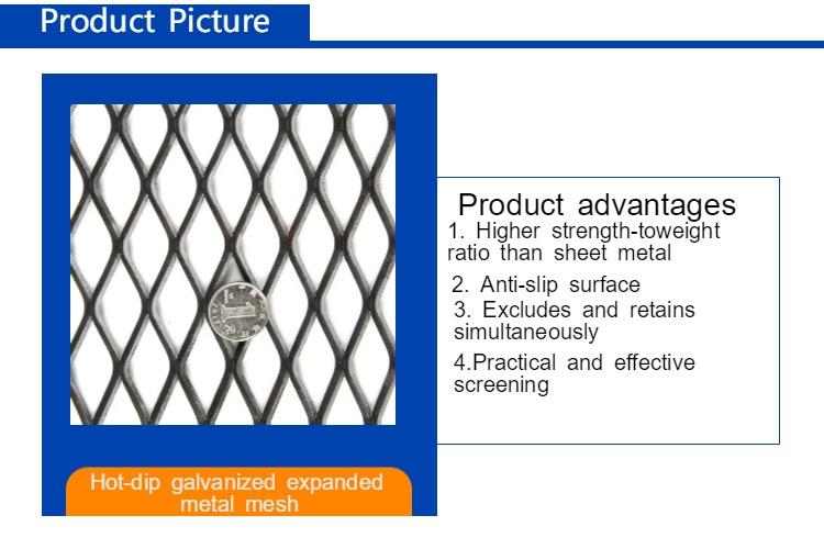 Geniş çeşitleri genişletilmiş metal tel örgü alüminyum aliminum