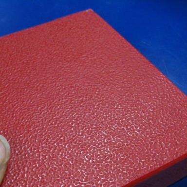 polypropylene solid sheet
