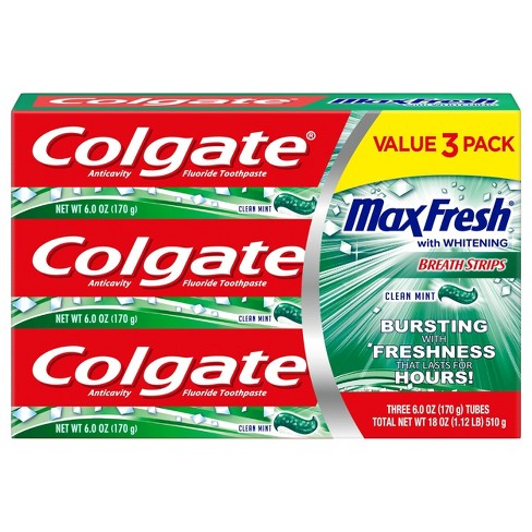Colgate Maxfresh Toothpaste Teeth Whitening Available Buy