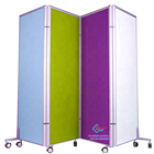 Folding Screen Soundproof Fabric Discount Room Dividers