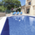 pool mosaic tile glass 300*300 swimming pool tile