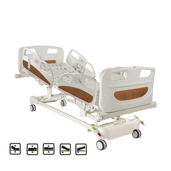 Hospital Furniture Hospital Bed Abs Headboard Electric Bed Paramount Icu Hospital Bed