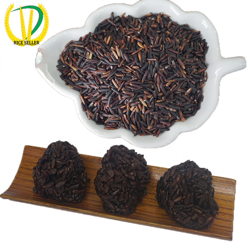 Vietnam Black Glutinous Sticky Rice - Black Glutinous Rice