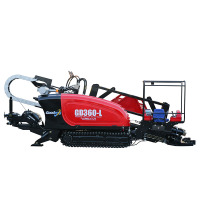 Easy maintenance 380/760kN GD360-LS HDD Rig Horizontal directional drilling Machine