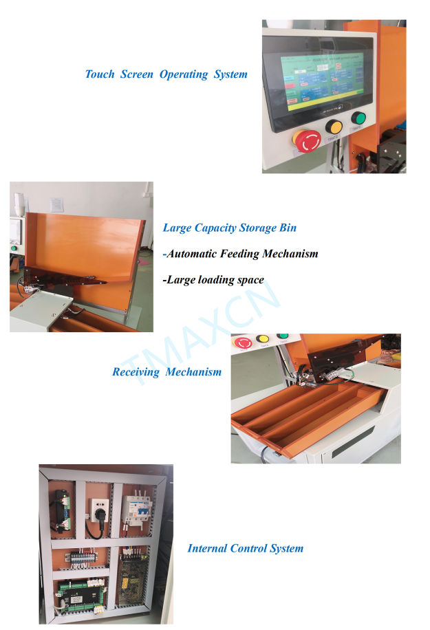 Battery sorting Machine
