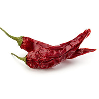 HOT CROP 2020 dried red chilli pepper from Vietnam export