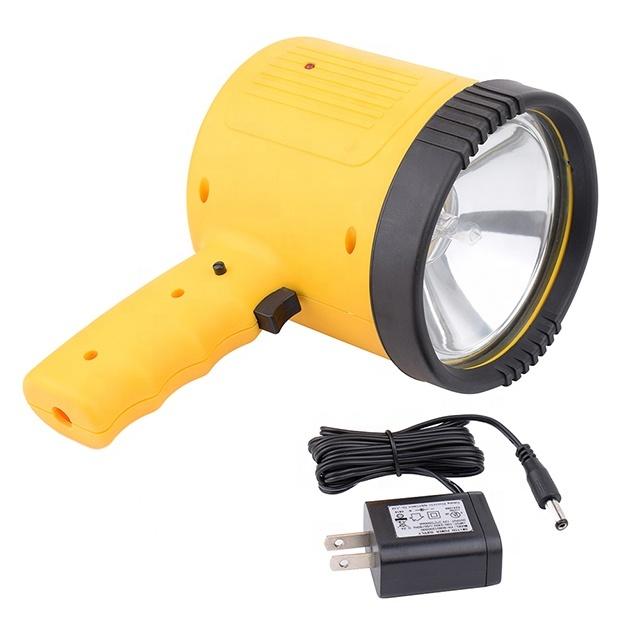 Handheld Beam Spotlight Flashlight Lamp Lighting 3 Million Candle Power Light